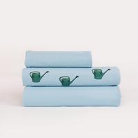 Bord-côte fog blue 20 x 110 cm