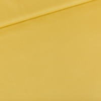 Gabardine Twill unie coloris lemon curry 20 x 140 cm