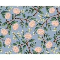 Tissu Wildwood Peonies Dusty 20 x 110 cm