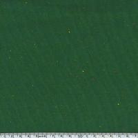 Sweat moucheté vert kaki chiné 20 x 140 cm