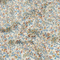 Liberty Devon Dance bleu et brun coloris A 20 x 137 cm