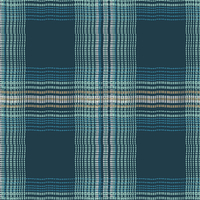 Tissu voile de coton Dare Wafting Plaid Marked 20 x 132 cm
