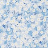 Liberty Mitsi Ciel coloris C 20 x 137 cm