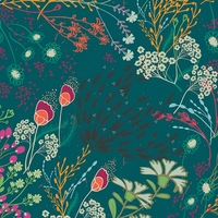 Viscose Legendary Meadow 20 x 138 cm