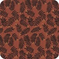 Viscose Rameaux coloris Ambre 20 x 138 cm
