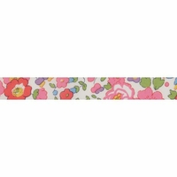 Biais Liberty Betsy Vitamine coloris A 50cm