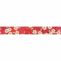 Biais Liberty Mitsi Corail coloris B 50cm
