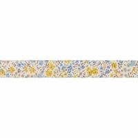 Biais Liberty Phoebe Chebika coloris A 50cm