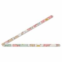 Cordon Liberty Betsy Rose et céladon coloris B 50cm
