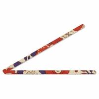 Cordon Liberty Betsy Brique et encre coloris C 50cm