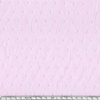 Tissu plumetis coloris litchi 20 x 140 cm