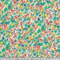 Liberty Spring Orchard émeraude coloris B 20 x 137 cm