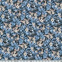 Liberty Brighton Blossom bleu 20 x 137 cm
