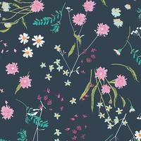 Tissu Voile de coton Blossom Swale Depth 20 x 132 cm