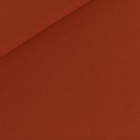 """Sweat léger """"French Terry"""" uni coloris brun épice 20 x 150 cm"""