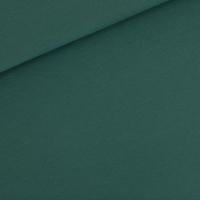 "Sweat léger ""French Terry"" uni coloris mallard green 20 x 150 cm"