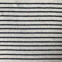 Jersey double tricot moucheté fluo 20 x 140 cm