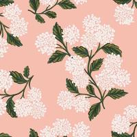 Tissu Rifle Paper Meadow Hydrangea Blush 20 x 110 cm