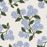Tissu Rifle Paper Meadow Hydrangea Cream 20 x 110 cm