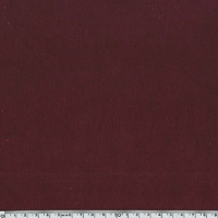 Velours milleraies stretch coloris bordeaux 20 x 140 cm