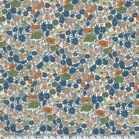 Liberty Poppy Forest lichen coloris B 20 x 137 cm