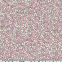Liberty Ffiona rose coloris E 20 x 137 cm