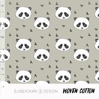 Tissu Panda Desert 20 x 160 cm