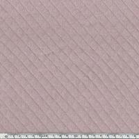 Jersey matelassé 100% coton coloris nude 20 x 145 cm