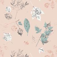 Tissu Voile de coton  Arborescent Seasons 20 x 132 cm