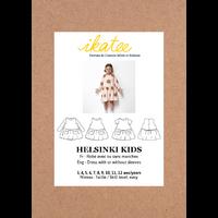 Patron robe HELSINKI KIDS 3-12 ANS