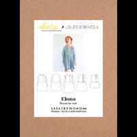 Patron robe/top ELONA 3-12 ANS