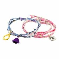 Kit bracelets duo Liberty Wiltshire et Mitsi Valeria