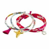 Kit bracelets duo Liberty Mitsi et Betsy