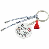 """Kit porte-clés """"Ma meilleure amie"""""""