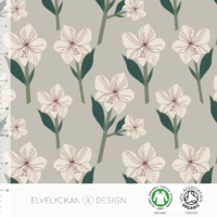 Jersey Amaryllis coloris Desert 20 x 160 cm