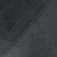 Micro éponge de bambou coloris gris foncé 20 x 150 cm