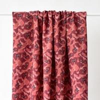 Viscose Coquelicot Blossom 20 x 140 cm