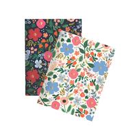 Set de 2 carnets Wild Rose