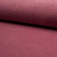Jersey velours guimauve 20 x 150 cm