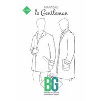 Patron manteau Le Gentleman