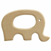 Anneau de dentition bébé éléphant