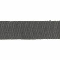 Sangle 30mm coloris gris foncé x 10cm