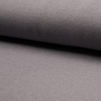 Molleton à paillettes gris et argent 20 x 140 cm
