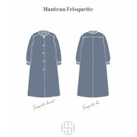 Patron manteau Frisquette