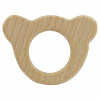 Anneau de dentition bébé ours