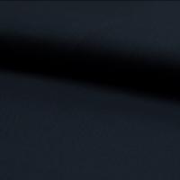 Twill de coton coloris marine 20 x 140 cm