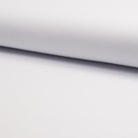Piqué de coton coloris blanc 20 x 155 cm