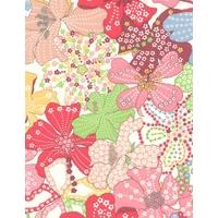 Liberty Mauvey rose coloris C 20 x 137 cm