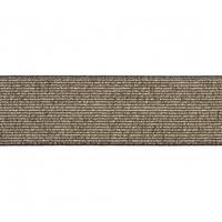Elastique lurex doré/noir 40mm x 10cm