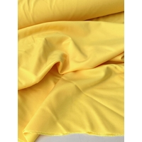 Lycra mat coloris jaune d'or 20 x 140 cm